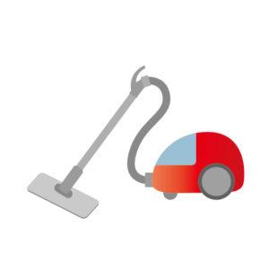 キャニスター掃除機