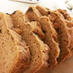 ホームベーカリーsirocaで焼いたパン