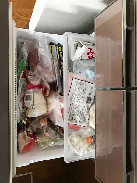 冷蔵庫 冷凍室