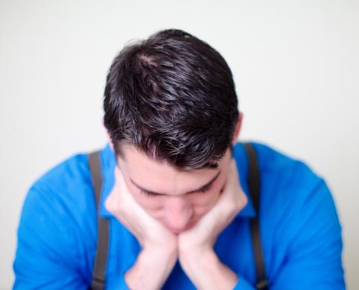 育毛の悩み